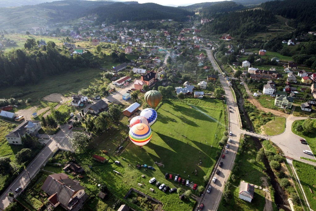 Informacje o ośrodku Skhidnytsya
