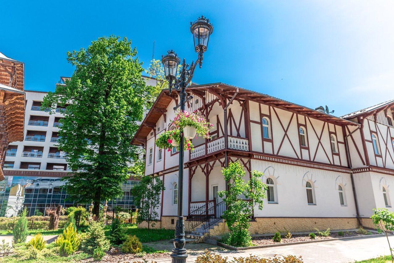 Информация о курорте Трускавец