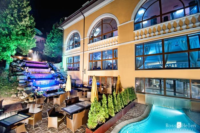 Акционная цена - 790 грн / сутки в Geneva Medical Resort & SPA !!!