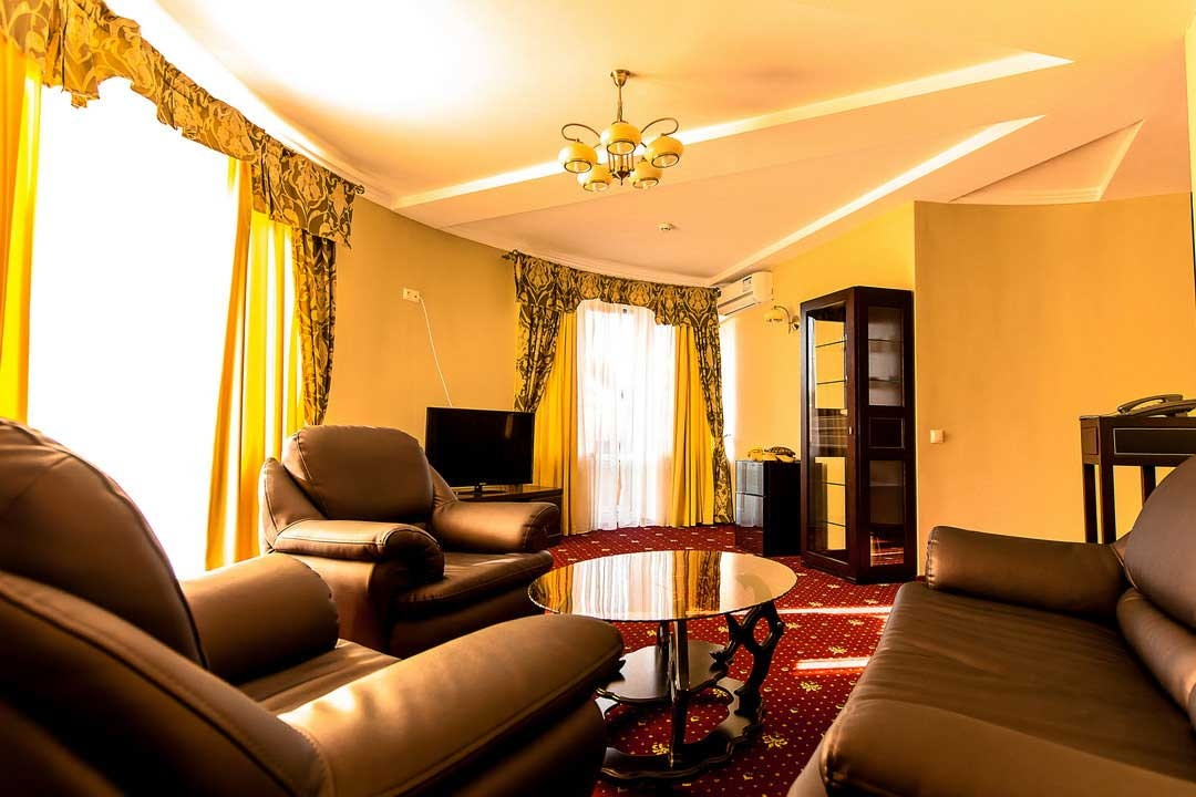 готель Дворик Лева