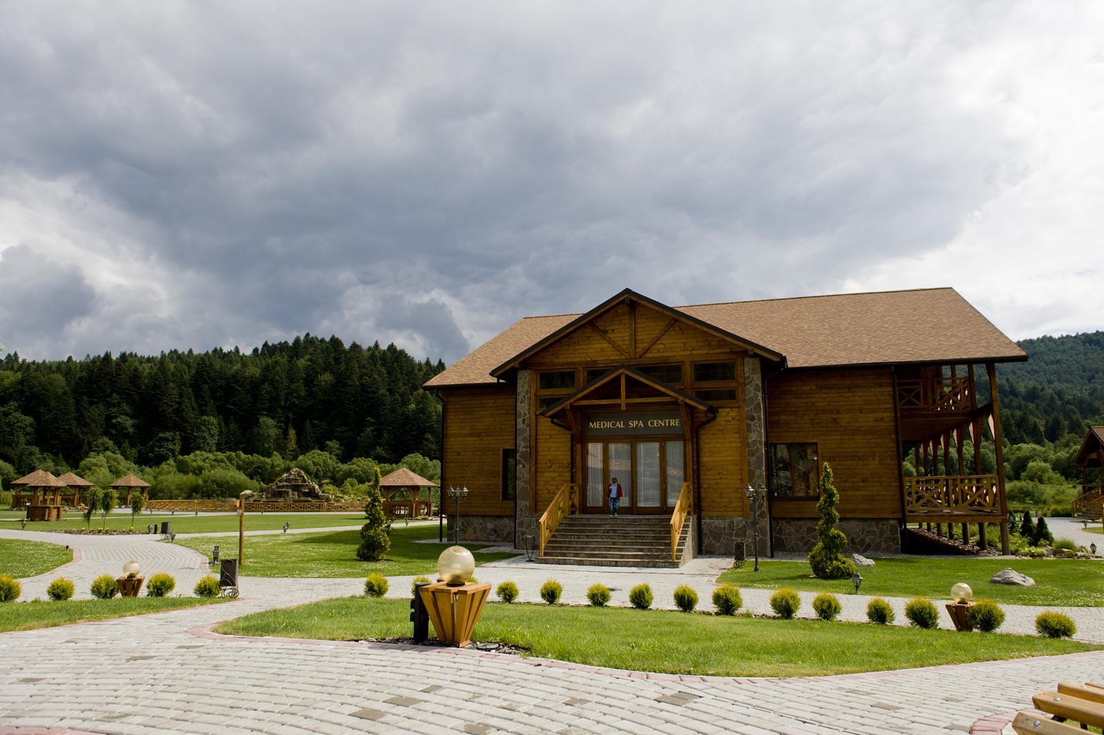 Готель Таор Карпати