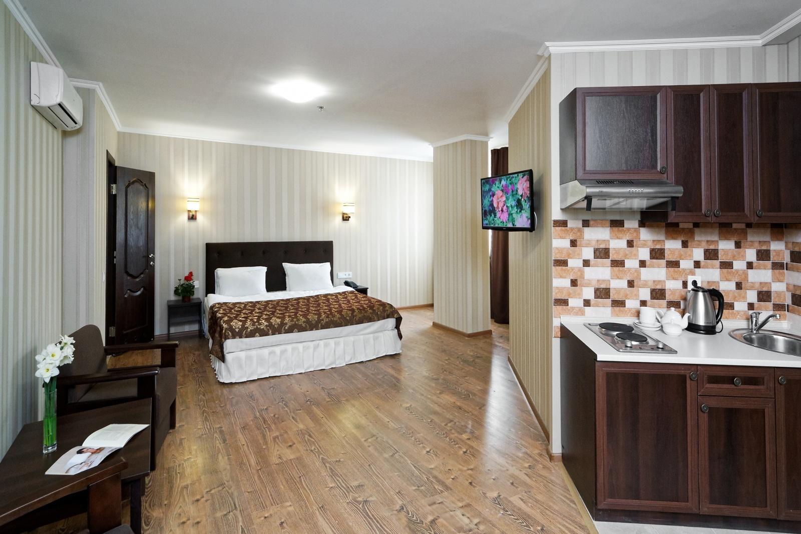 Resort Hotel Lisova Pisnya