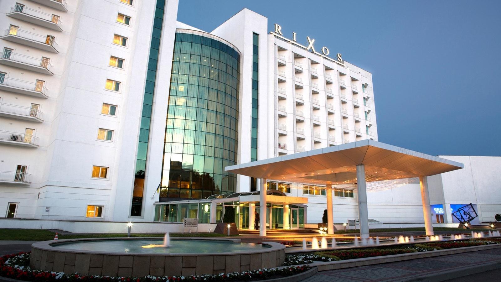 Готельний комплекс Ріксос-Прикарпаття