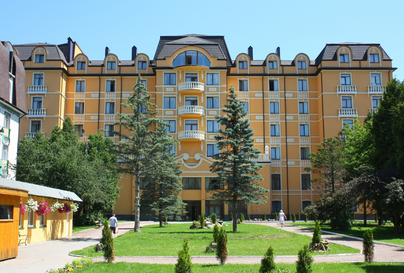 готель Променад