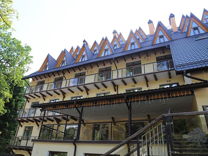 Staryi Dub Hotel