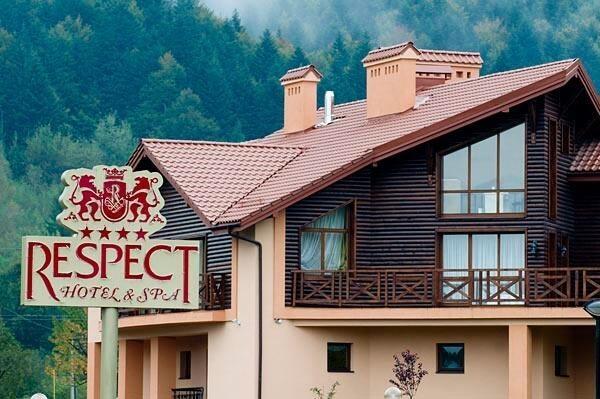 Отель Респект