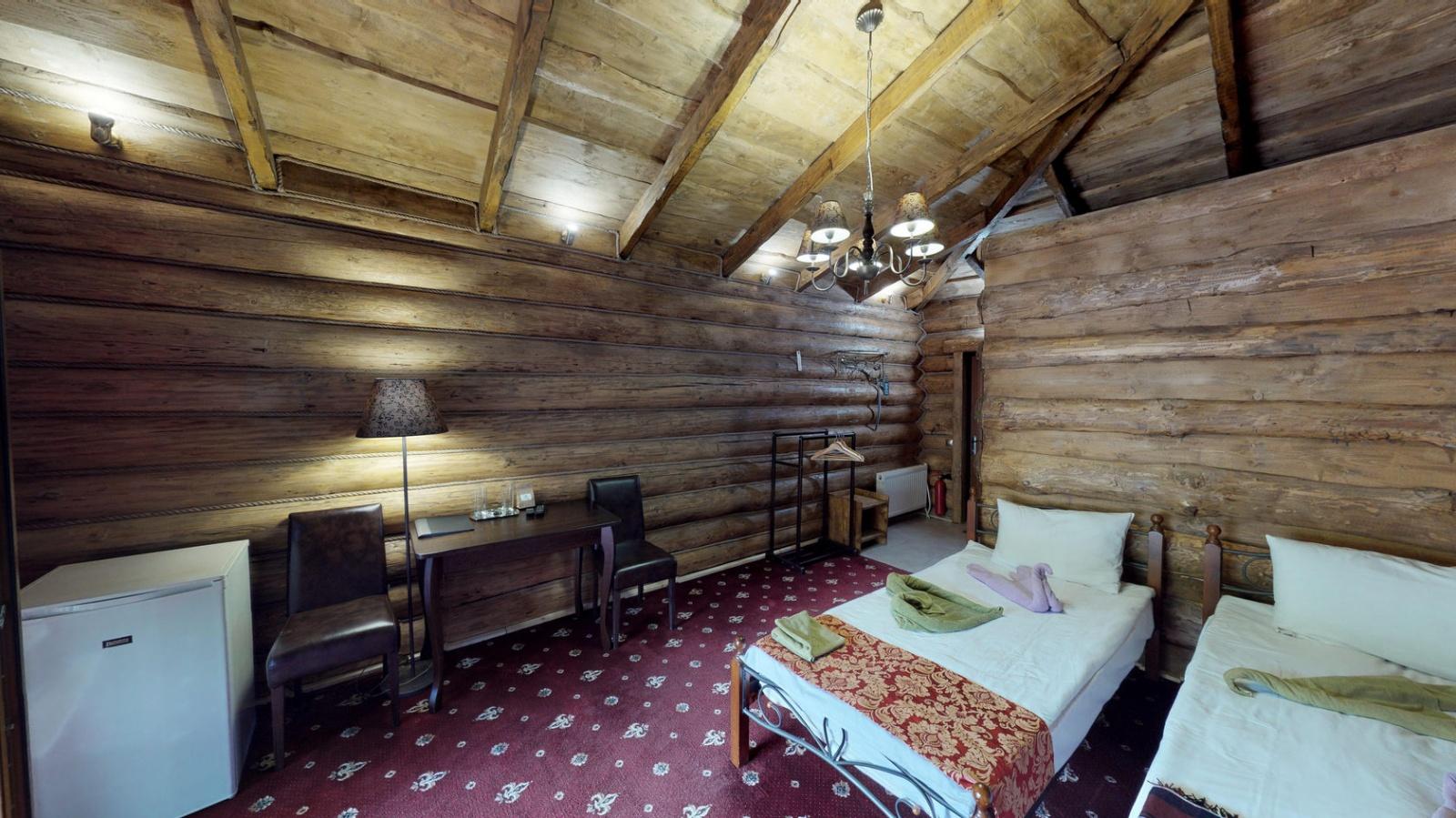 Эко-курорт Monastic-SPA