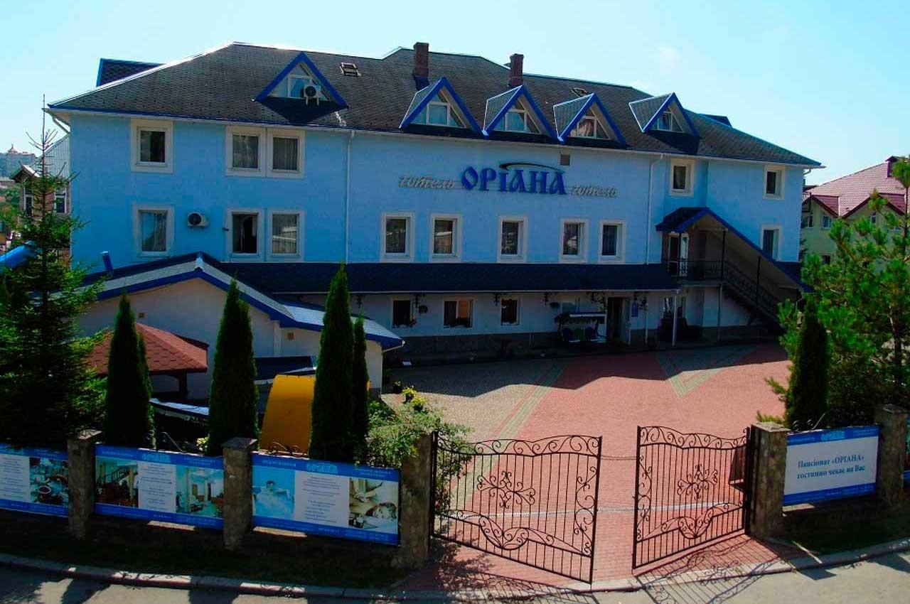 Готель Оріана