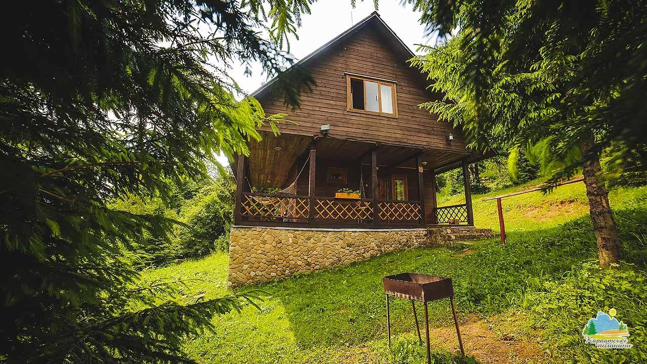 Готель Карпатські Полонини