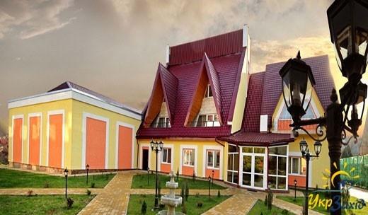 пансіонат Гранд Алексік