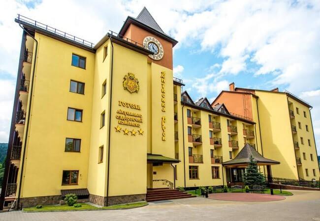 готель Київська Русь