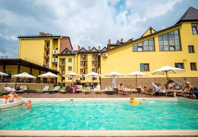 hotel Kyivska Rus