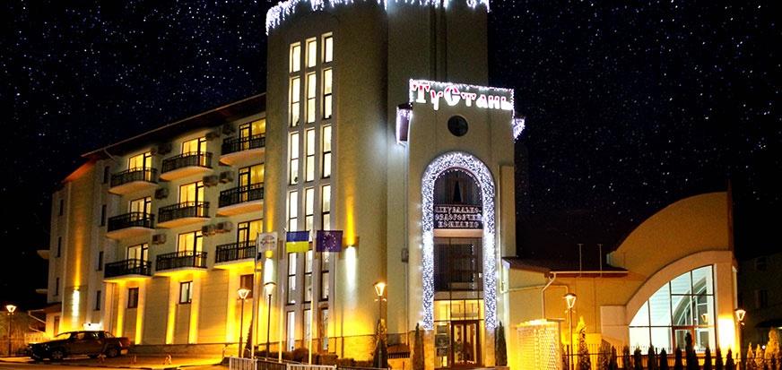 Hotel Tustan