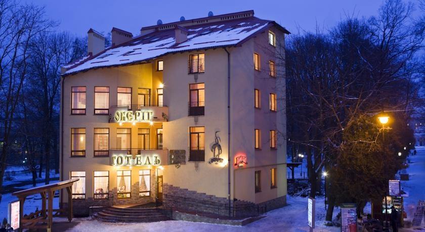 готель Оберіг