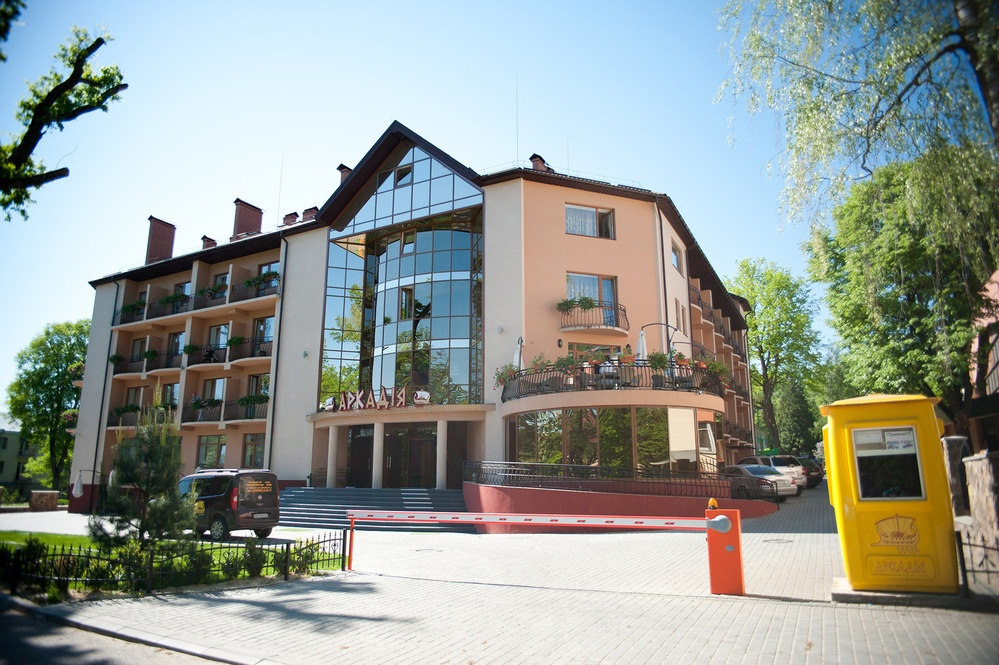 sanatorium Arcadia