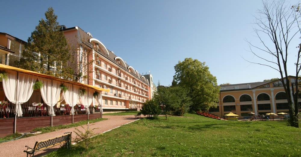 санаторій Женева