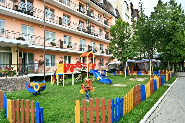 sanatorium Genewa