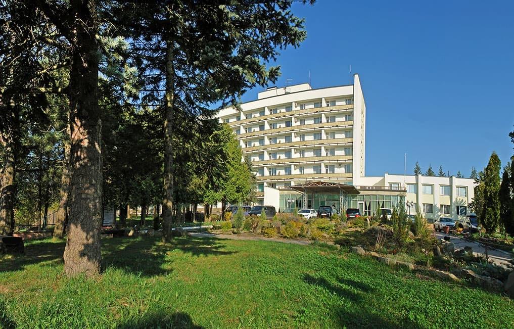 Sanatorium Szachtar
