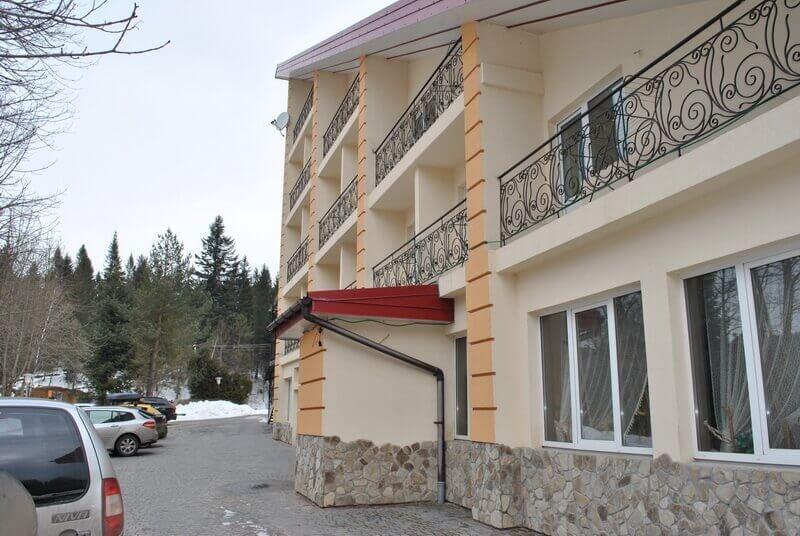 Sanatorium Stożary