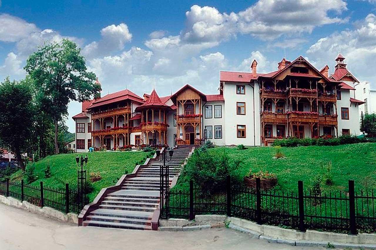 Sanatorium Świtazyanka