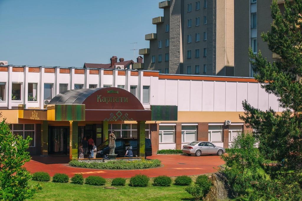 Санаторій Карпати